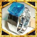折り紙の宝石付き指輪の折り方!簡単な2色の折り紙の作り方