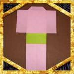折り紙の吹き流しに紙衣の折り方!七夕飾りの簡単な作り方