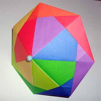 ハート 折り紙 かんたん折り紙 : origamisho.com