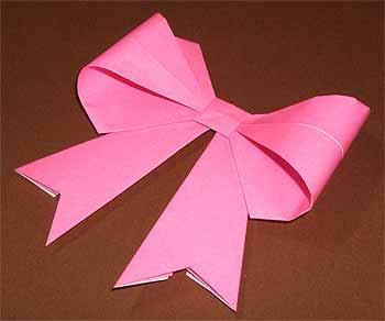ハート 折り紙 リボンの折り方 折り紙 : origamisho.com