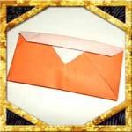 折り紙の財布(巾着)の簡単な折り方!七夕飾りにも使える作り方