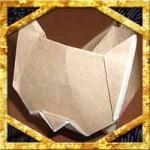 折り紙の猫の折り方!少し難しい立体の猫の作り方を紹介