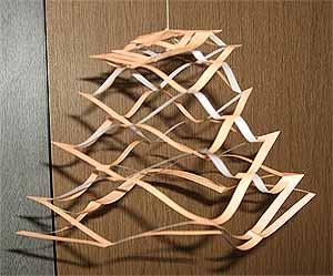 七夕 七夕飾り 網飾り : ... 網飾りの折り方!七夕飾りの