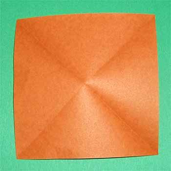 簡単 折り紙 折り紙 ひまわり 作り方 : origamisho.com