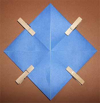 簡単 折り紙 折り紙 こま 3枚 折り方 : origamisho.com