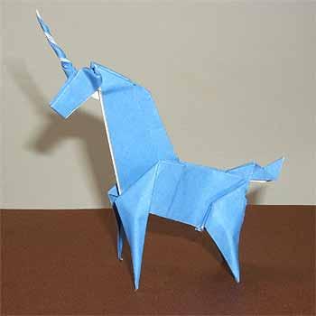 折り 折り紙 折り紙 ペガサス 折り方 : origamisho.com