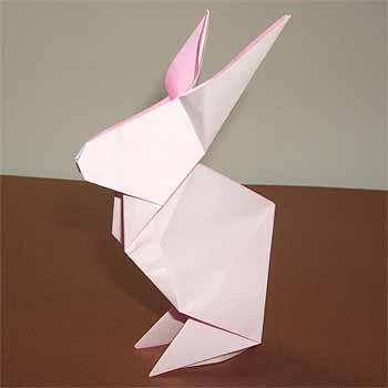 飛行機 折り紙 折り紙 ウサギ : origamisho.com
