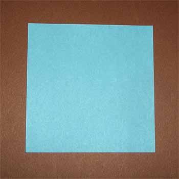 ハート 折り紙 折り紙こま1枚 : origamisho.com