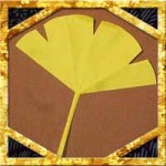折り紙でいちょうの折り方!簡単な切り絵の切り方を紹介!