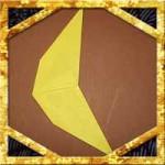 折り紙で月見の三日月の折り方!簡単な作り方を紹介