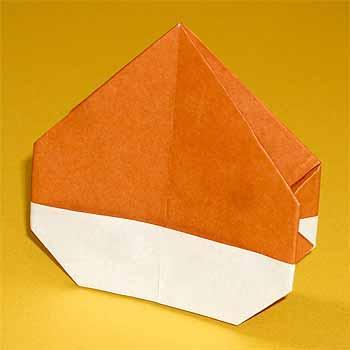 折り紙の:簡単折り紙の折り方-origamisho.com