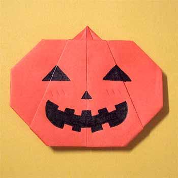 ハロウィン 折り紙 作り方