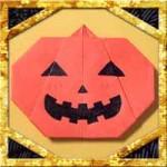 折り紙でハロウィンかぼちゃの折り方!簡単な作り方を紹介
