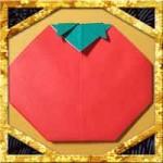 折り紙で夏野菜トマトの折り方!超簡単な作り方を紹介