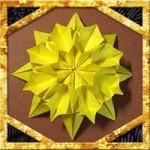 折り紙で菊の花の折り方!立体で少し難しい作り方に挑戦