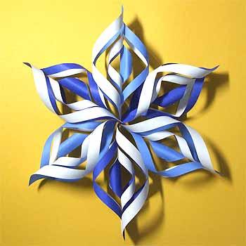 簡単 折り紙 雪 結晶 折り紙 : origamisho.com