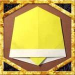 折り紙でベルの折り方!クリスマスやリースの飾りに簡単な作り方