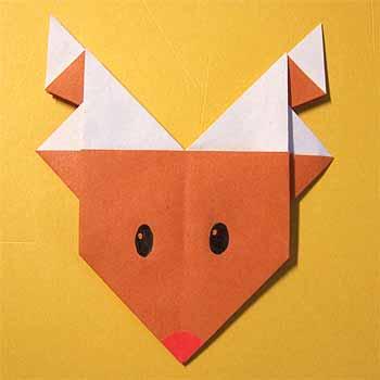 簡単 折り紙 クリスマス 簡単 折り紙 : origamisho.com