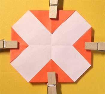 簡単 折り紙 折り紙 みかん : origamisho.com