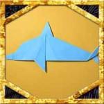 折り紙でイルカの折り方!子供も簡単な作り方を紹介