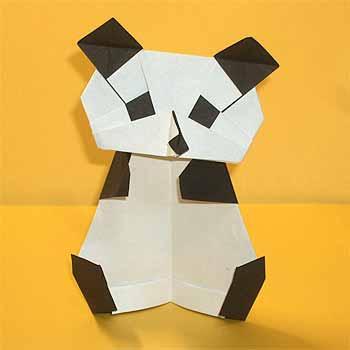 簡単 折り紙 折り紙犬折り方立体 : origamisho.com