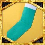 折り紙で靴下の折り方!簡単な作り方でクリスマスの飾りに