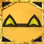 折り紙で黒猫の猫耳の折り方!ハロウィン仮装に簡単な作り方