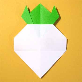 折り 折り紙 折り紙 野菜 : origamisho.com