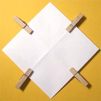 ハート 折り紙:折り紙 水仙-origamisho.com