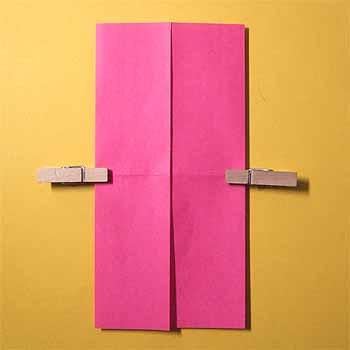 簡単 折り紙 ハートの作り方 折り紙 : origamisho.com