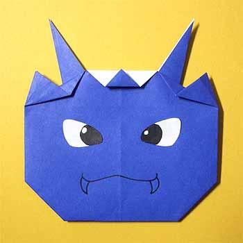 紙 折り紙 折り紙 節分 : origamisho.com