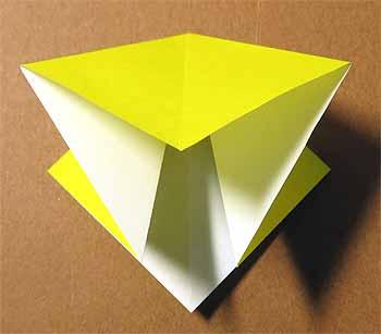 クリスマス 折り紙 折り紙 葉っぱ 折り方 : origamisho.com
