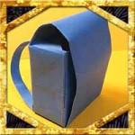 折り紙で立体ランドセルの折り方!簡単入学式飾りの作り方