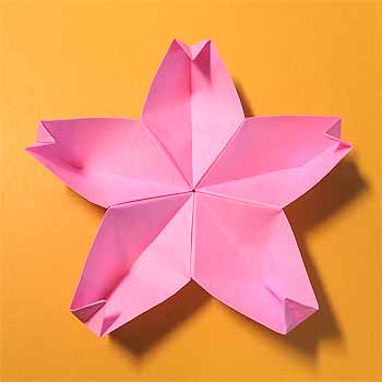 花 折り紙 立体 花 折り紙 : origamisho.com