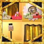 ひな祭り飾りの折り紙折り方まとめ!簡単雛人形やぼんぼりの作り方